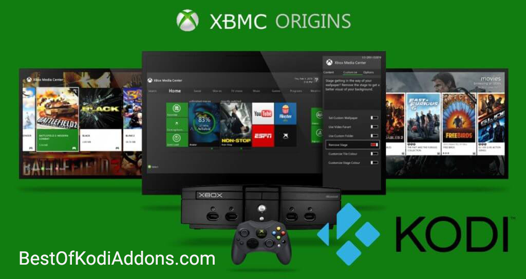 how to install Kodi Media Player on Xbox one