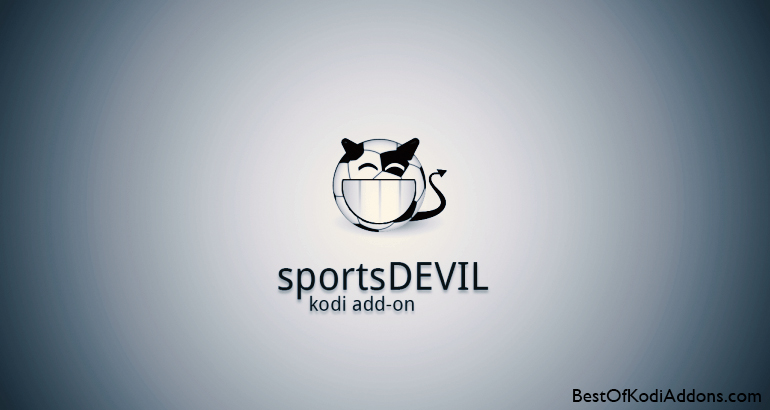 Sportsdevil Kodi Addon - How to Download & Install